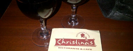 Christina's Restaurant is one of Fave Manhattan Restaurants.