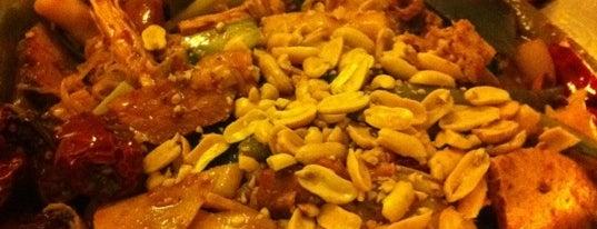 拿渡麻辣香锅 Nadu Spicy Pot is one of TheNomNomPlacesThat!HeartInBeijing.
