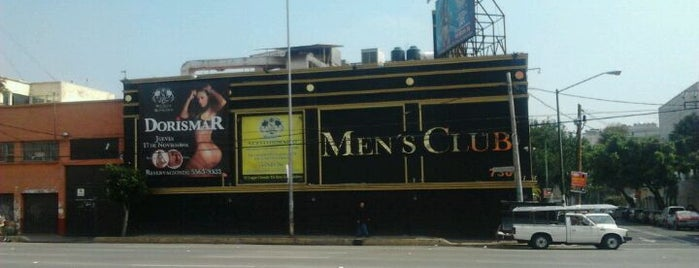 Men's Club is one of Tables recomendables.