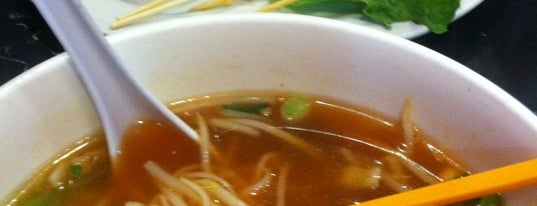 King of Thai Noodle is one of SF: Grub Under $10.