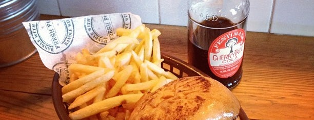 Flippin' Burgers is one of Stockholm - to see.