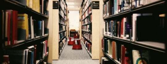 University of Warwick Library is one of Places in Coventry, UK.
