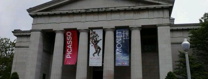 Cincinnati Art Museum is one of Must-visit Museums in Cincinnati.