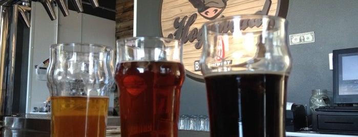 Hogshead Brewery is one of Colorado Microbreweries.