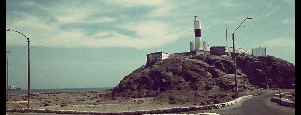 Ex-Isla del Alacrán is one of Pubs, y lugares para carretear.
