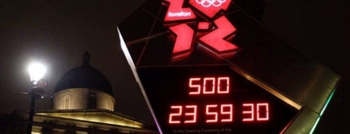 London 2012 OMEGA Countdown Clock is one of 새소식.