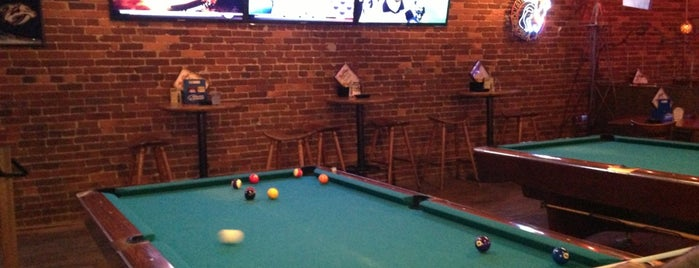 Buffalo's Billiards is one of Twunking Places.