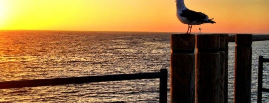 Redondo Beach Pier is one of Lover time.