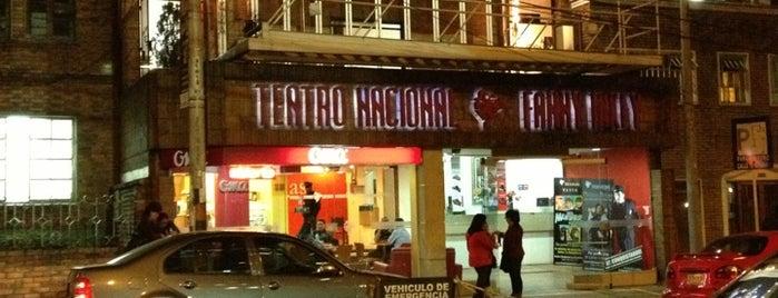 Teatro Fanny Mikey is one of Lugares de Entretenimiento.