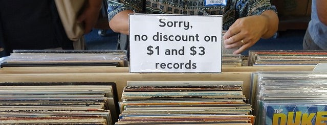 Hungry Ear Records is one of Record Stores To Remember.
