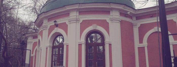 Охотничий домик is one of Места.