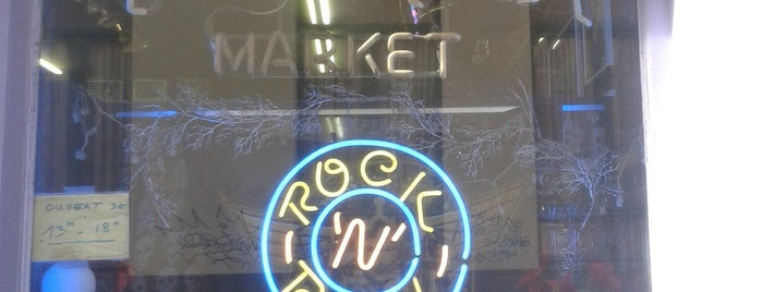 Hard Rock Market is one of Rita's tips.