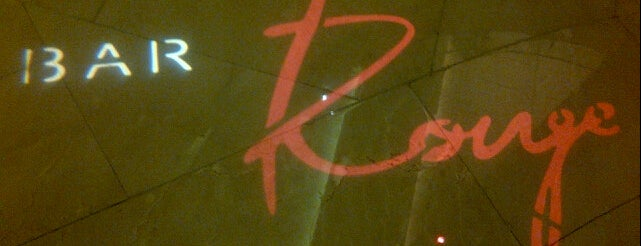 Bar Rouge is one of 꼭! 가봐야 할 바•바•바.
