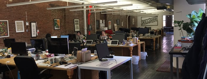 Skillshare HQ is one of Awesome NYC Startups.