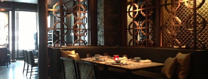 Hakkasan is one of Top 10 dinner spots in Mumbai , India.