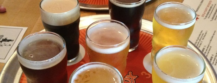 Sly Fox Brewhouse & Eatery is one of Favorite Craft Beer Places - Philly Suburbs.