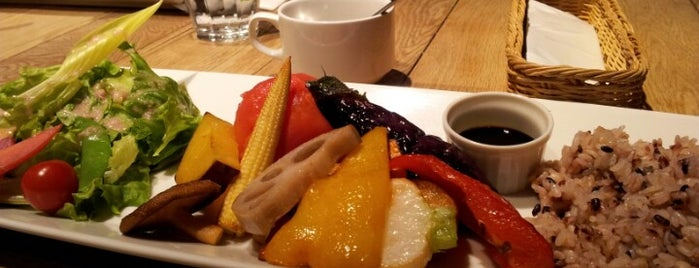 chef's V 丸ノ内店 is one of 菜食できる食事処 Vegetarian Restaurant.
