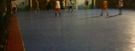Marina Futsal is one of Lapangan Futsal.