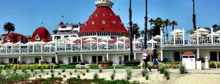 Hotel del Coronado is one of The Best Spots in San Diego, CA! #visitUS.