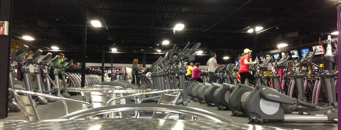 Planet Fitness is one of Ash's 'Cuse Hot Spots.
