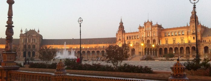 Spain Square is one of Favorite Places Around the World.