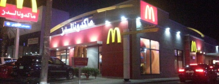McDonald's | ماكدونالدز is one of Places to Visit for Food in Jeddah.