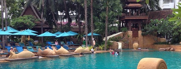 Pattaya Marriott Resort & Spa is one of Hotel.
