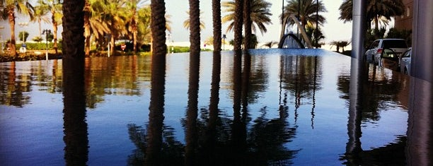 Hyatt Regency Dubai is one of Best places in Dubai, United Arab Emirates.
