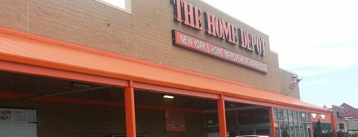 The Home Depot is one of Fixer Upper Badge.