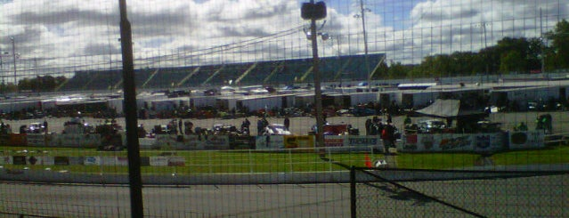 Oswego Speedway is one of Best places in Oswego, NY.