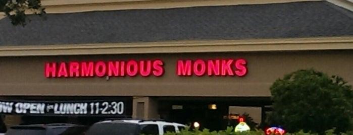 Harmonious Monks is one of Must-visit Nightlife Spots in Jacksonville.