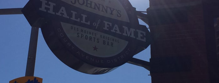 Johnny's Hall of Fame is one of Favorite Nightlife Spots.