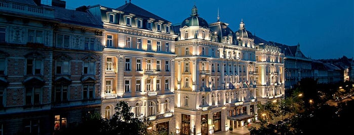 Corinthia Hotel Budapest is one of Best places in Budapest, Magyarország.