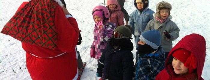Műanyagpálya Normafa is one of Badge ¤ Ski Bum.