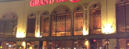Grand Lux Cafe is one of Food.