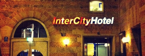 InterCityHotel Stuttgart is one of Hotels.