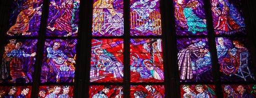 Katedrála sv. Víta | Saint Vitus' Cathedral is one of Noj Otsëit's tips.