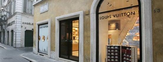Louis Vuitton is one of Noj Otsëit's tips.