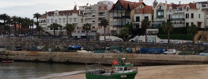 Cascais is one of TOP 10: Favourite places of Lisbon coast.