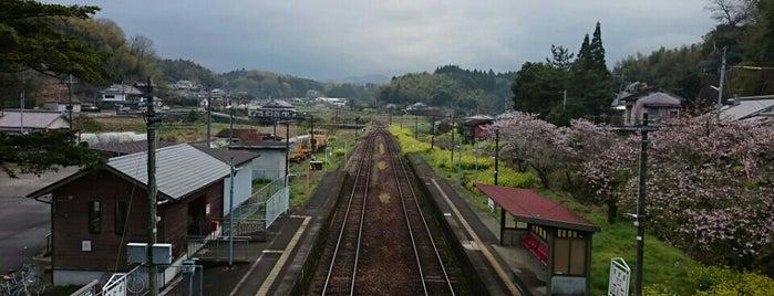 菅尾駅 is one of 豊肥本線.