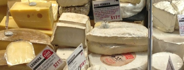 Murray's Cheese is one of NYC To-Do.