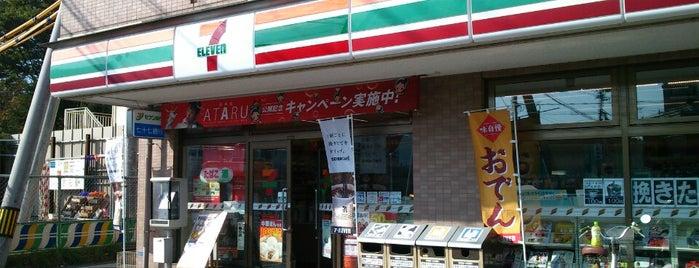セブンイレブン 仙台一高前店 is one of セブンイレブン@宮城.