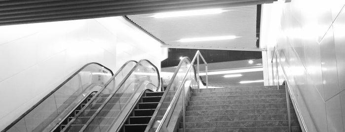 Wanshengwei Metro Station is one of 廣州 Guangzhou - Metro Stations.