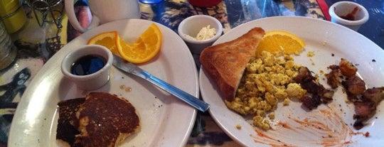 Saturn Cafe Berkeley is one of SF/EB Vegan Spots.