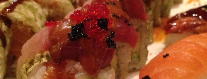 Toyama Sushi is one of Bento (NY).