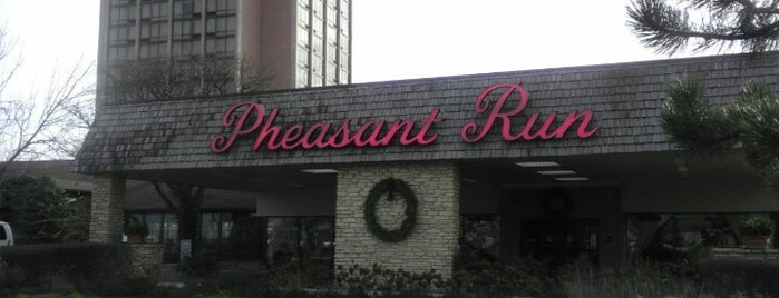 Pheasant Run  Resort is one of Top 10 favorites places in Saint Charles, IL.