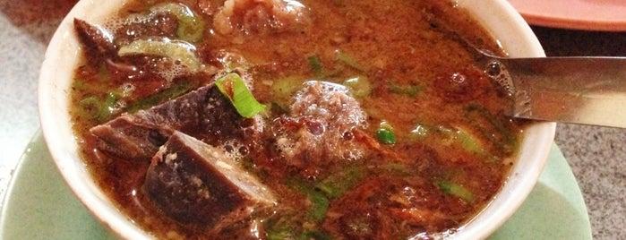 Coto Nusantara 2 is one of 20 favorite restaurants.