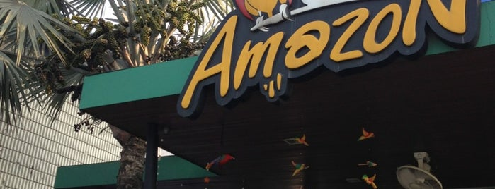 Café Amazon (คาเฟ่ อเมซอน) is one of Bkk - Lopburi Way.