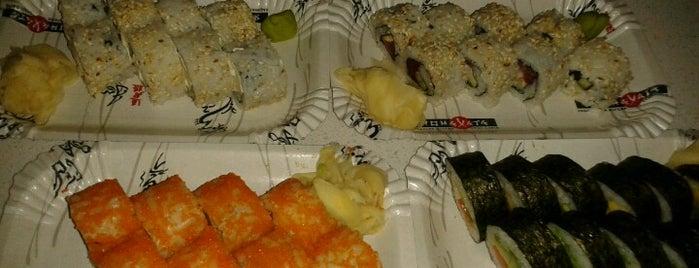 Япона Хата / Yapona Hata is one of Sushi. Kyiv. Японская кухня.