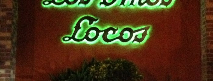 Los Años Locos is one of Restaurantes.